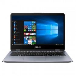 ASUS 2 en 1 VivoBook Flip TP410UA-EC376T 14'' Ci5-7200U 4GB 1TB Win 10 Pro 64-bit Negro/Gris