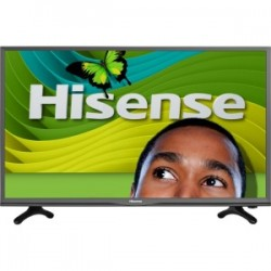 "TV HISENSE 40H3D LED 39"" FullHD 60Hz HDMI USB Negro"