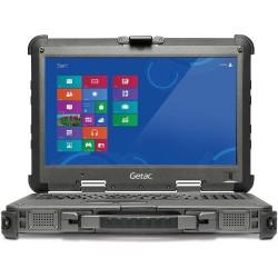 Notebook GETAC X500 15.6'' Ci5 Ci7 8GB HDD 500GB Wi-Fi Bluetooth Win 10 Pro