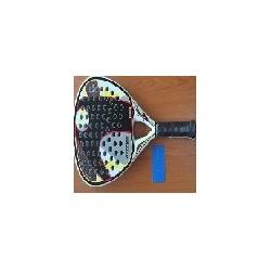 Raqueta / Paleta de Padel / Paddle Tenis Dabber METAL 38mm