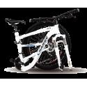 Bicicleta Plegable DF-609D-W (freno de disco) USD