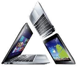"Laptop ASUS TRIO-MN1-H Atom 6Gb 500Gb Win8/Android LED11.6"""